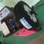 レンタルガレージ タイヤチェンジャーにトライ