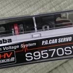 ヨコモYD-2Eの完成に向けて~サーボ編~フタバS9570SV取り付け