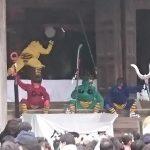 新潟県 三条市 節分の日(2月3日)~本成寺鬼踊り~